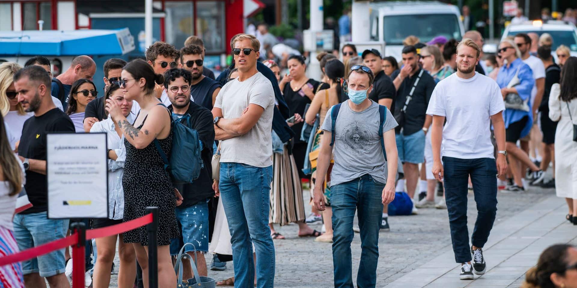 """""""Le niveau d'immunité collective est largement sous-évalué"""", selon le virologue François Dufrasne"""