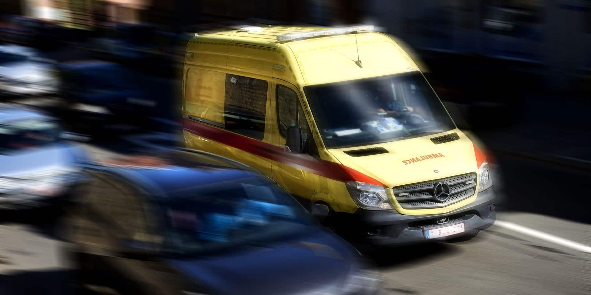 Un accident de la route mortel sur le ring de Braine-l'Alleud