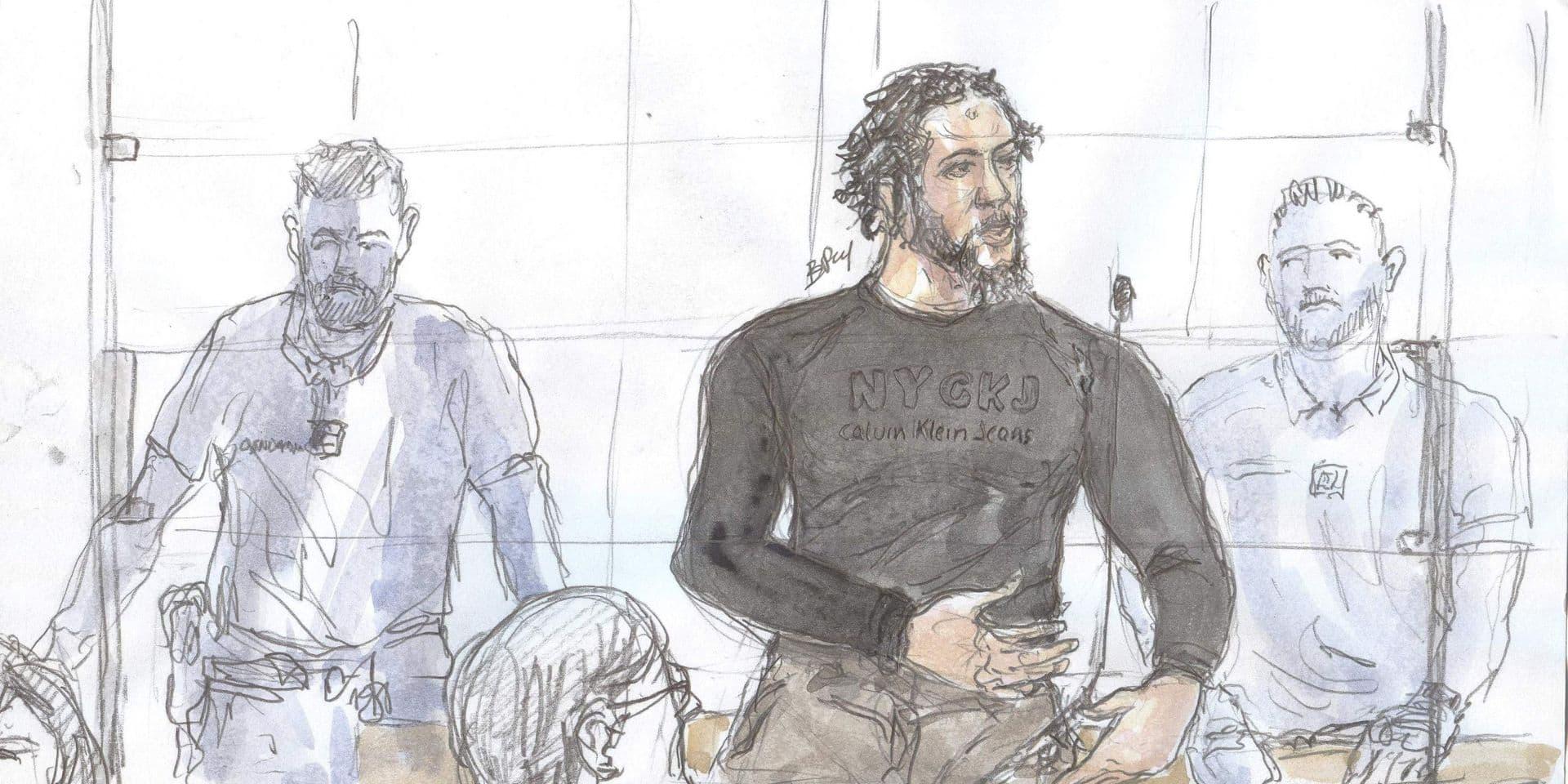Le djihadiste de l'EI Tyler Vilus condamné en appel à la réclusion criminelle à perpétuité