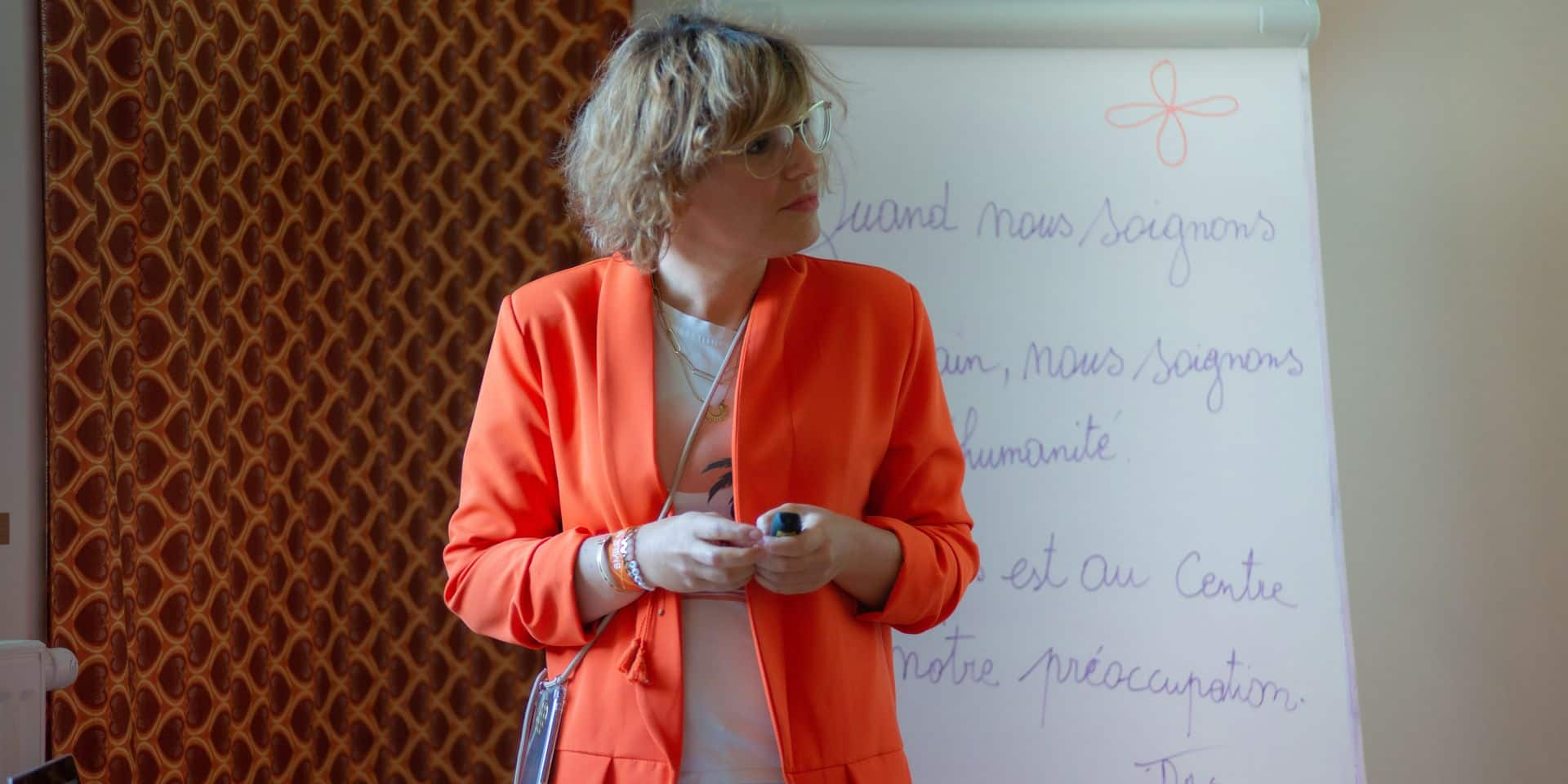 Mont-Godinne: Carole Mawet, révélatrice de créativité et de talents