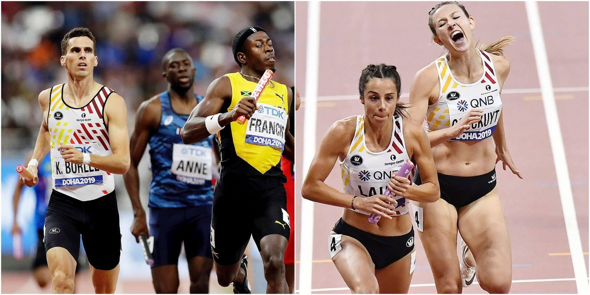 """Deux nouveaux relais qualifiés pour les Jeux: """"Sur les trois relais qualifiés pour Tokyo, il y en a deux dont on ne voulait pas"""""""