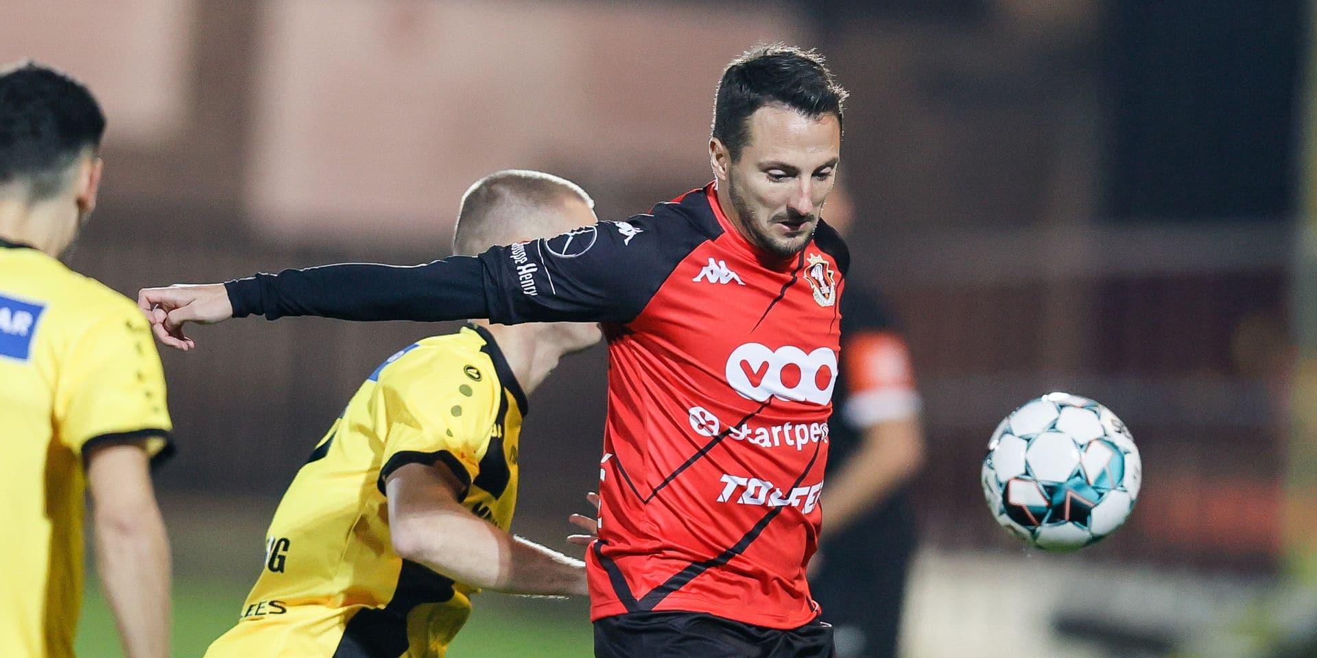 """Danijel Milicevic a fait ses débuts avec le RFC Seraing: """"Je ne me suis pas fatigué aussi vite que je le craignais"""""""