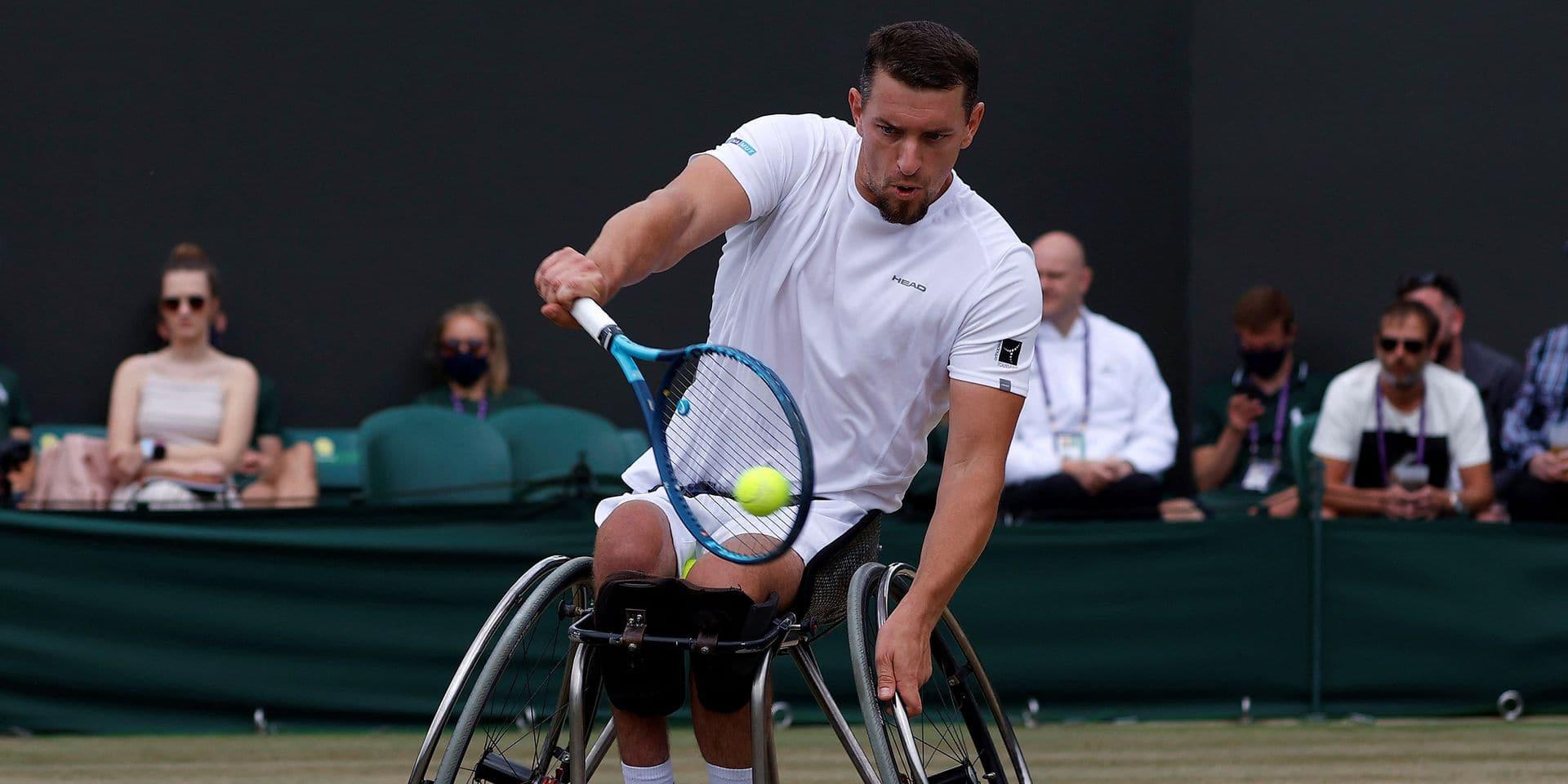 """Joachim Gérard après son sacre à Wimbledon: """"Je ne me mets aucune limite"""""""