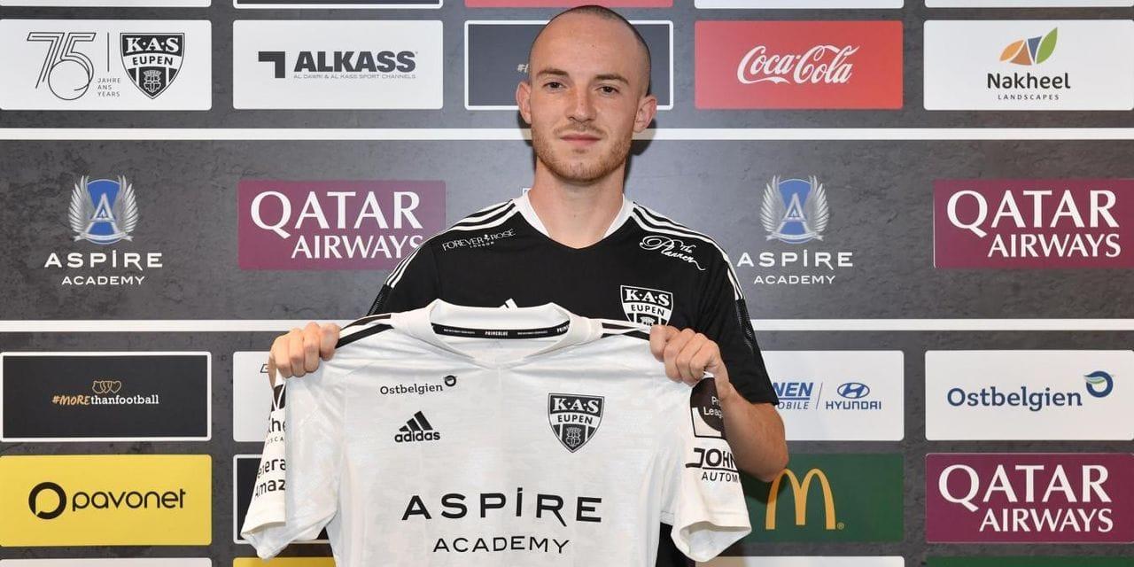 """Jérôme Déom de retour en D1A: """"Je suis fier de revenir en Belgique"""""""