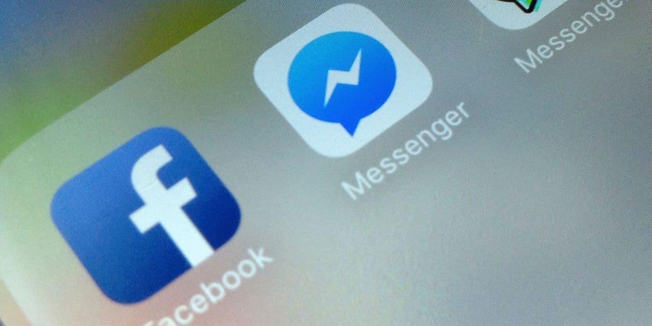 Un virus se propage par Facebook Messenger