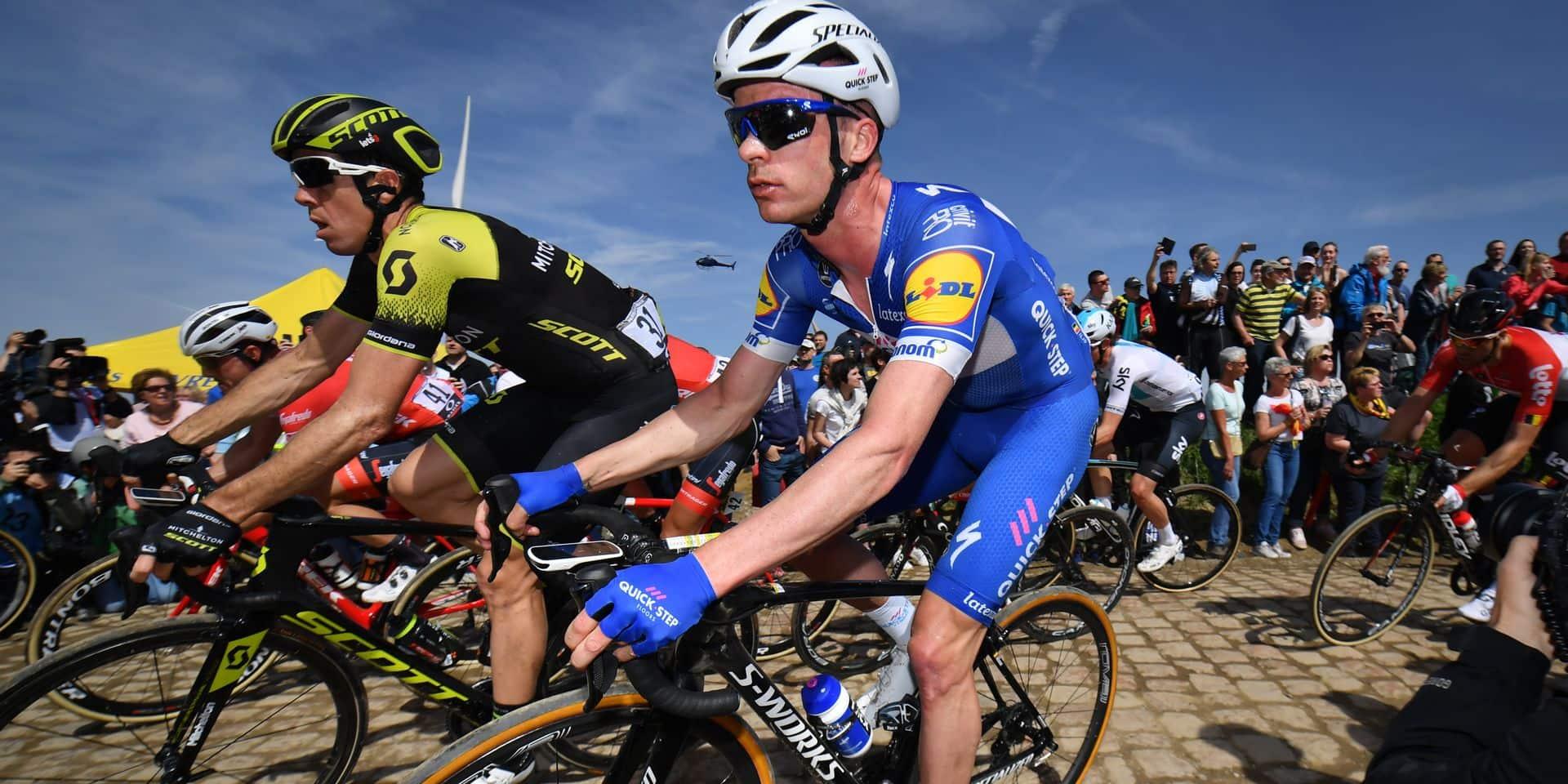 National de cyclisme: malade, Iljo Keisse sera absent dimanche à Binche et au Tour de France