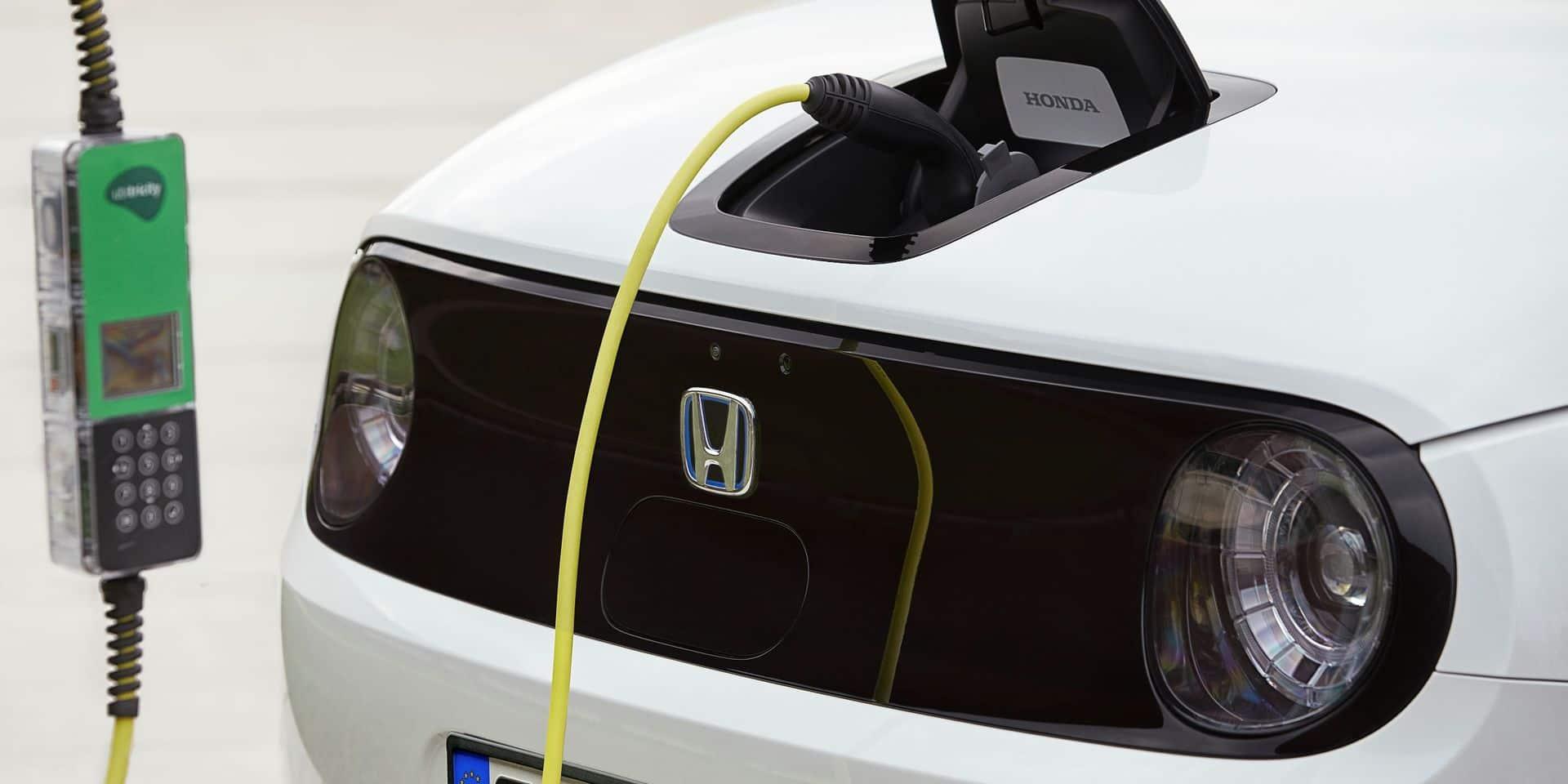 Honda passe à son tour au tout-électrique