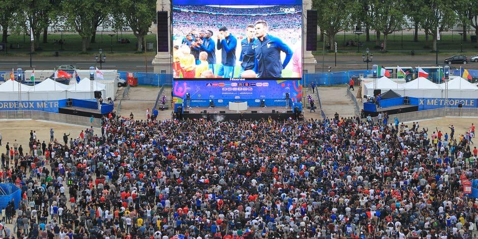 Coupe du monde - La France en finale : le bonheur des supporters de Paris à Marseille