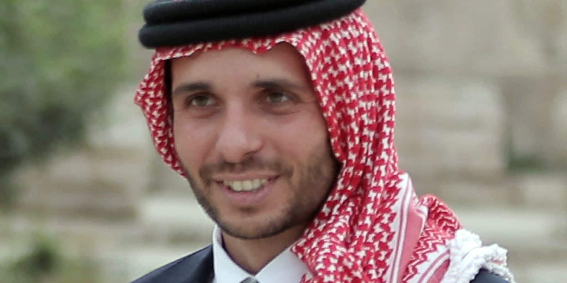 """Vague d'arrestations en Jordanie, dont celle du prince Hamza, pour """"atteinte à la sécurité du royaume"""""""