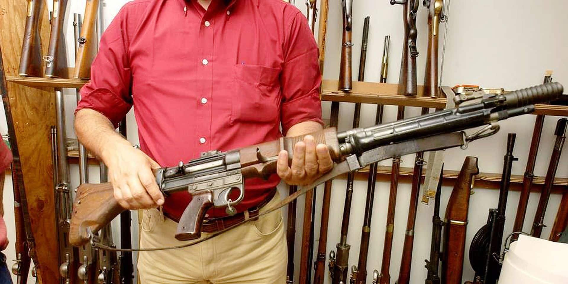 Près de 400 armes dans la nature !