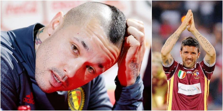 """Vincent Candela, l'icône de la Roma, ne comprend pas l'absence de Nainggolan au Mondial: """"Il a sa place dans les meilleures sélections mondiales"""""""