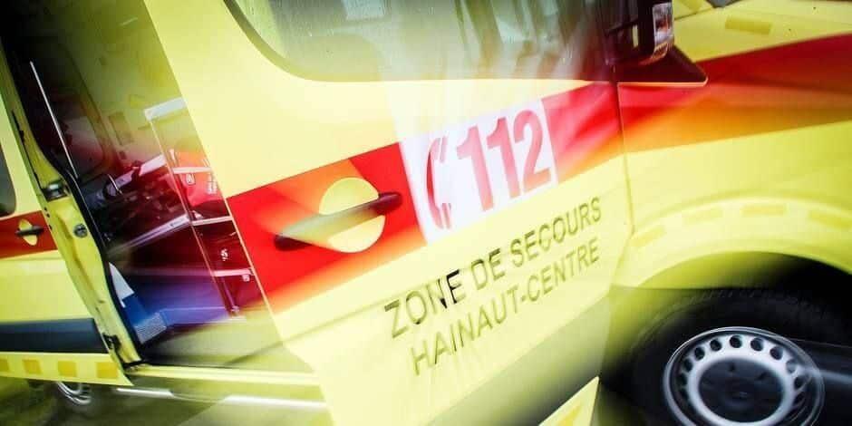 La N57 complètement fermée à Braine-le-Comte : Les secours sont sur place après un accident