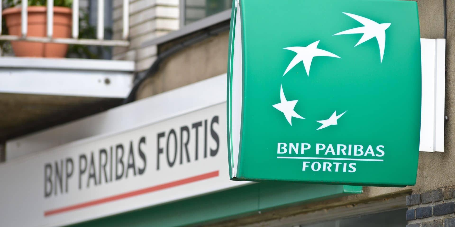 BNP Paribas Fortis augmente ses tarifs alors que ses résultats sont dans le vert : Test-Achats s'embrase