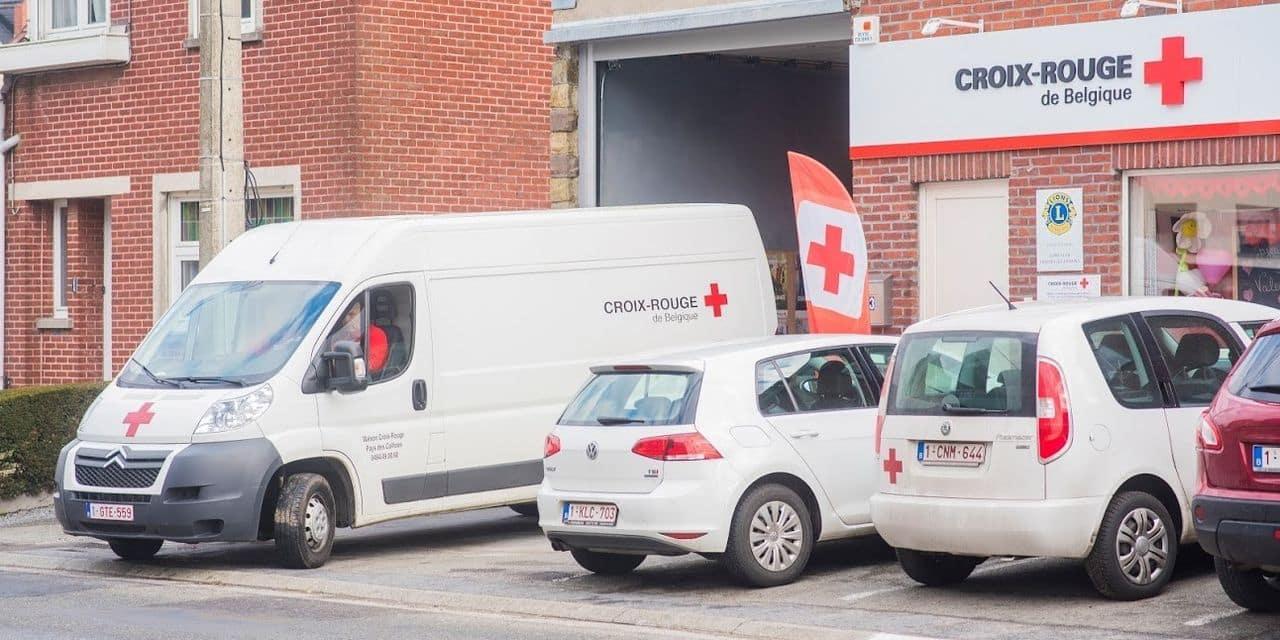 Recherche urgente de bénévoles à la Croix-Rouge de Gedinne