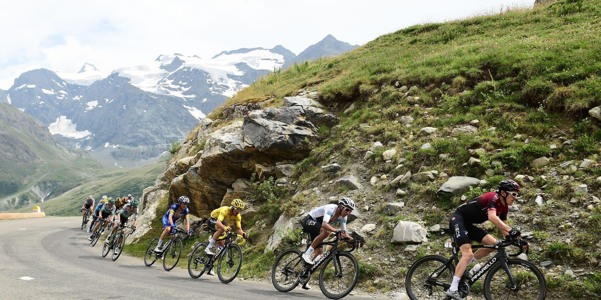 Les Pyrénées en toboggan: quelles sont les positions les plus efficaces en descente ?