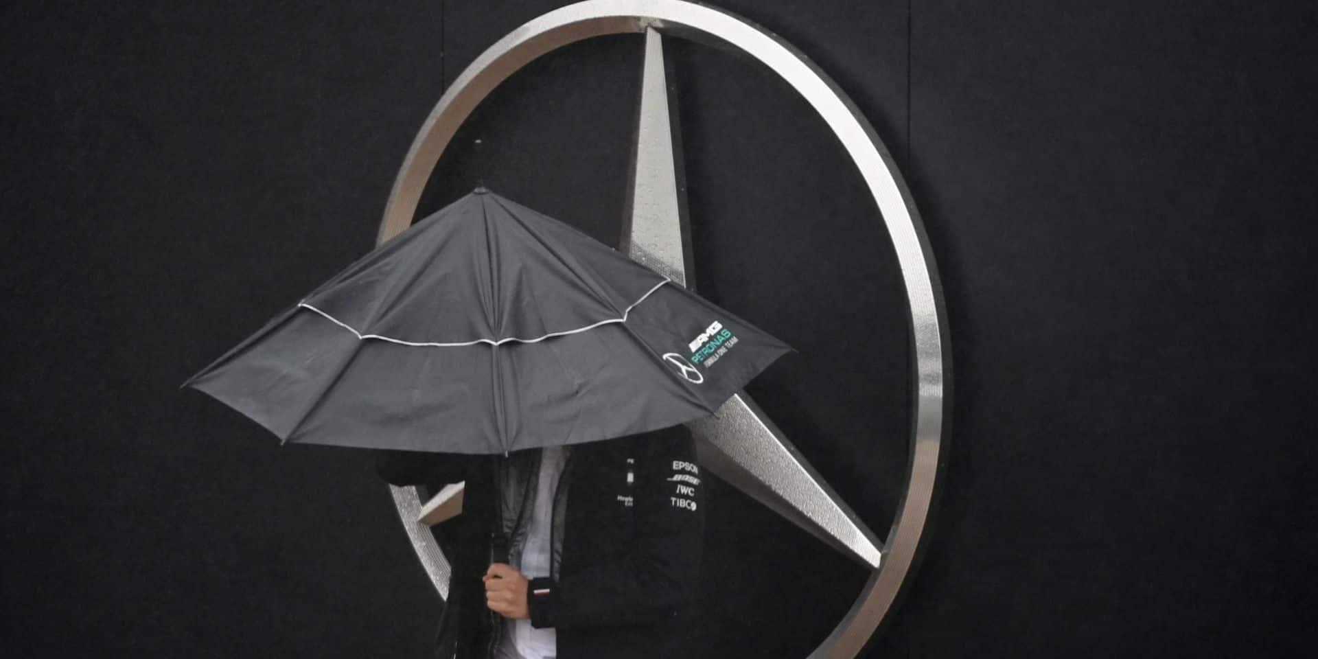 GP de l'Eifel: Mercedes ne fournira pas de moteurs à Red Bull à partir de 2022