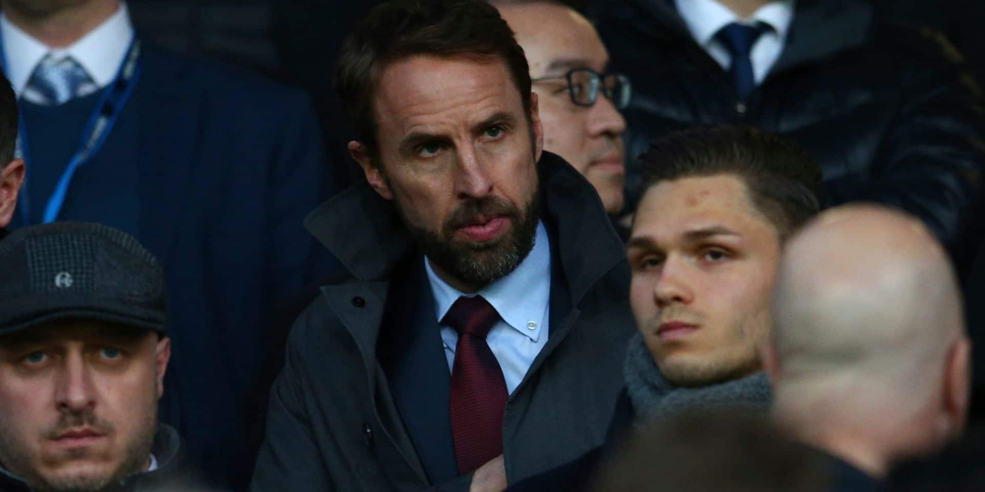 Ligue des Nations - Gareth Southgate a des soucis pour aborder la demi-finale face aux Pays-Bas