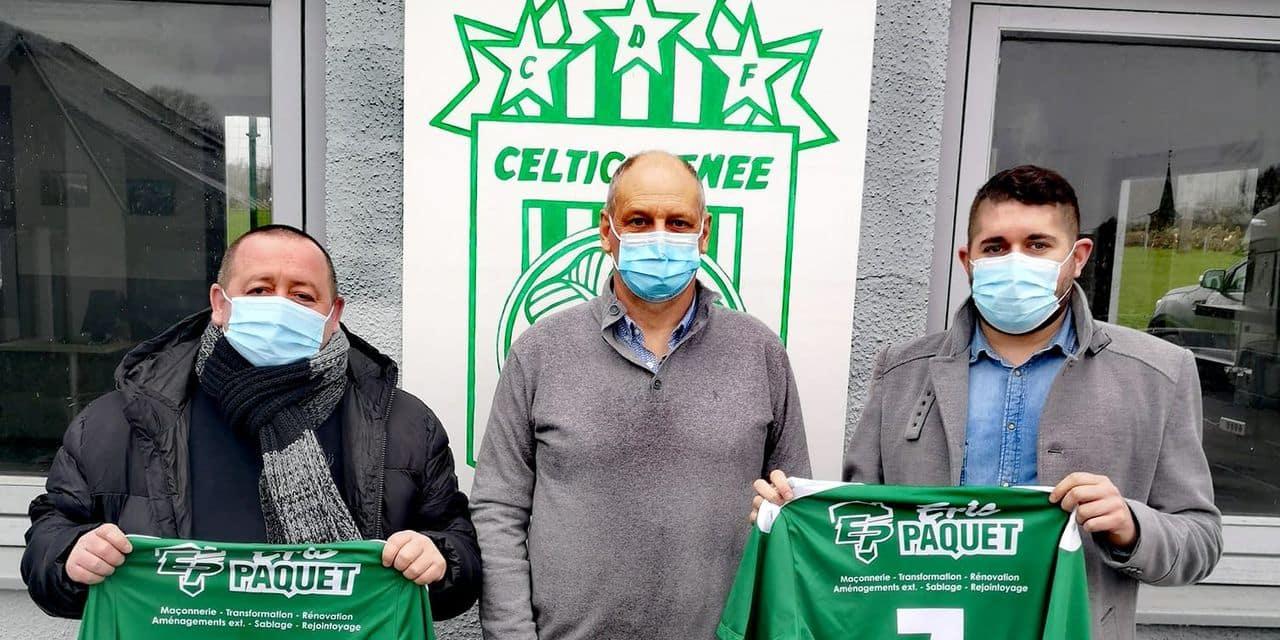 Le Celtic Denée gravit les échelons petit à petit