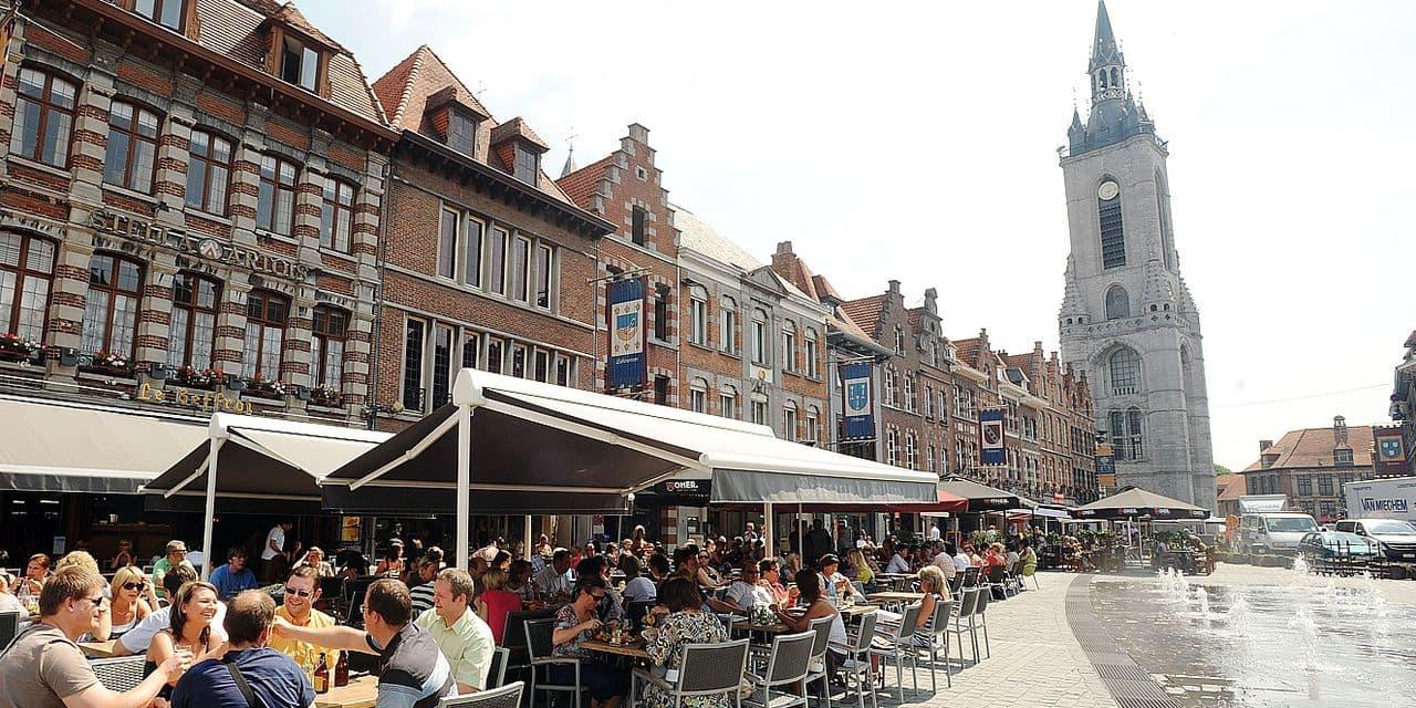 """Robert Delvigne, président de Tournai Commerces : """"97% de l'Horeca tournaisien ne pourront pas rouvrir le 8mai"""""""