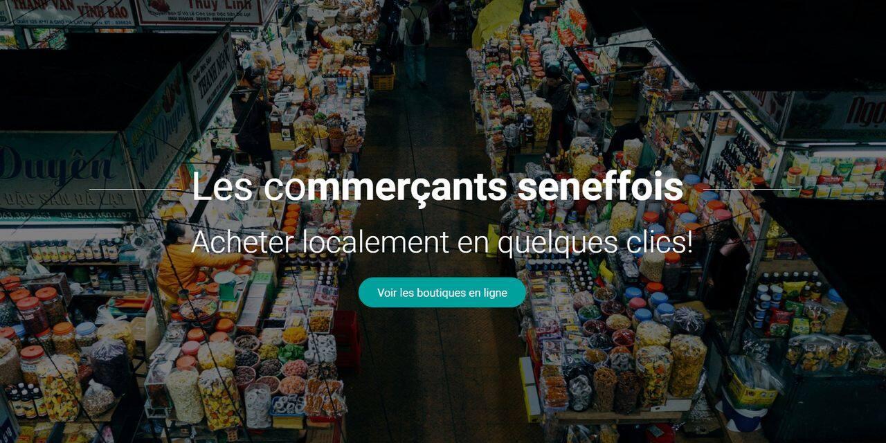 Seneffe: une boutique en ligne pour tous les petits commerces