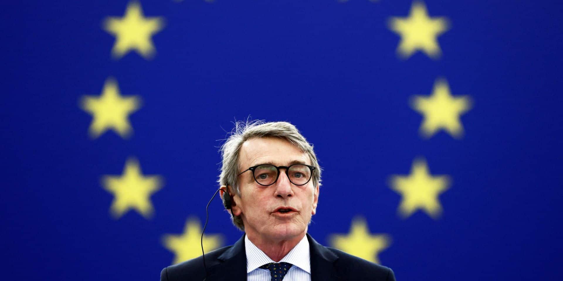 Le Parlement européen appelle l'UE à refuser les invitations de Pékin aux JO 2022