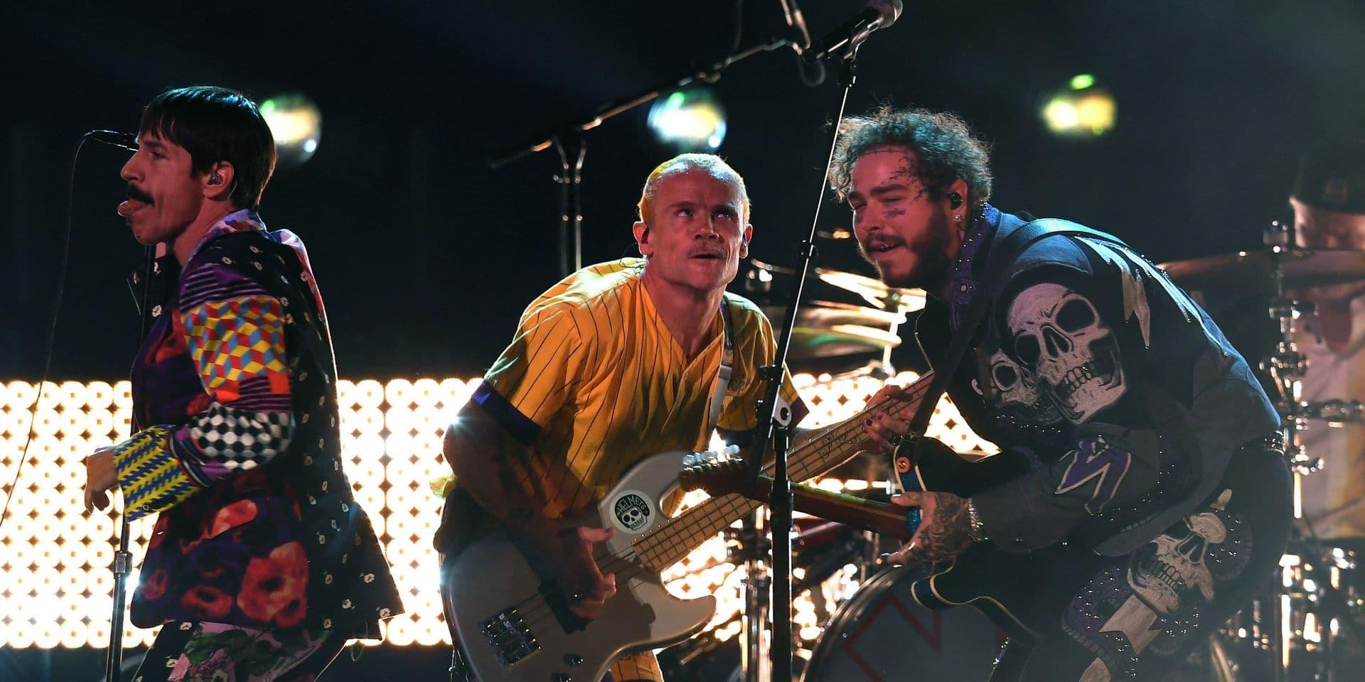 Les Red Hot Chili Peppers cèdent leur catalogue de chansons: voici le montant de la transaction