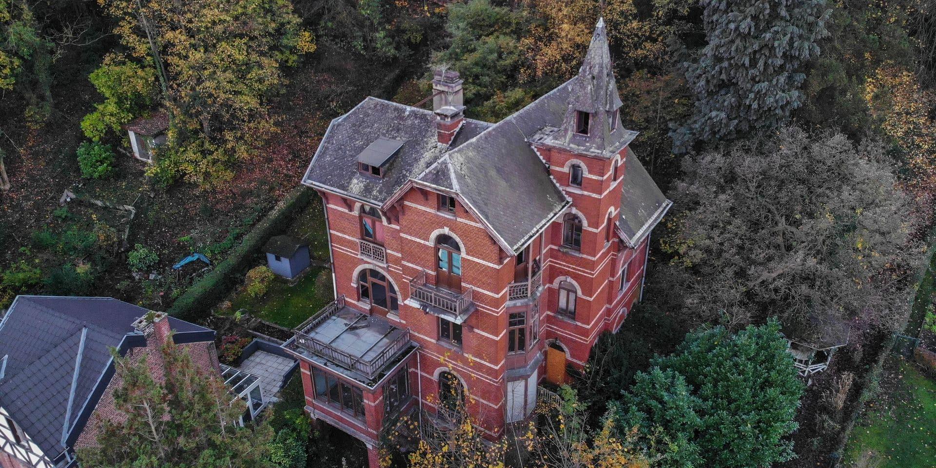 Cointe : la villa Falisse menacée !