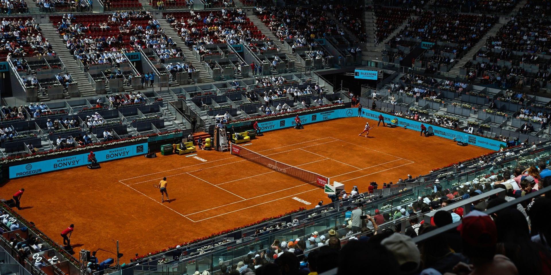 Voici pourquoi l'annulation du tournoi de Madrid remet en cause la question des quarantaines dans le circuit