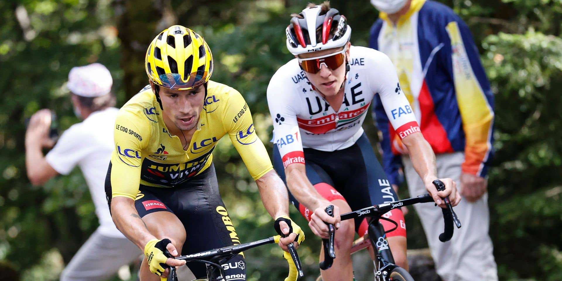 24 victoires WorldTour avec seulement 3 coureurs: la Slovénie a largement dominé le peloton cette saison