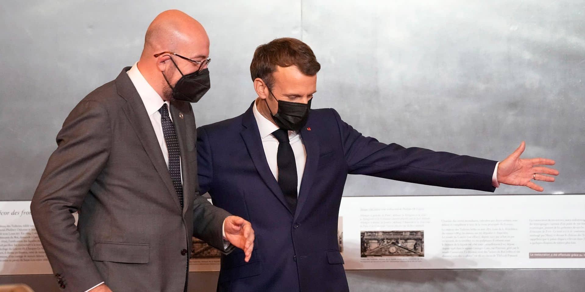 Louis Michel, Charles Michel, Emmanuel Macron… Tous espionnés par Pegasus