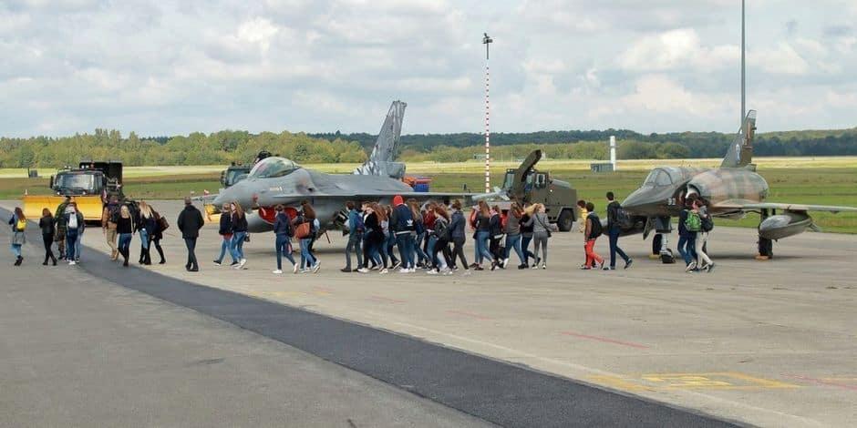 Trois communes et la base aérienne de Florennes s'allient