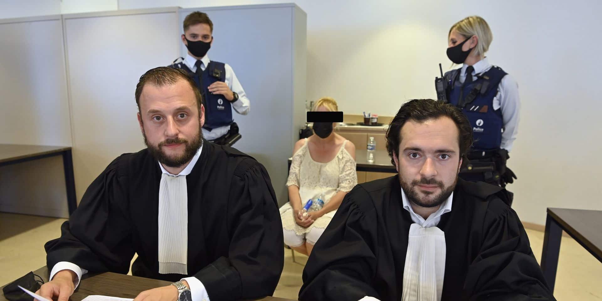 Assises Liège - La défense de Carine Gilsoul plaide la légitime défense et l'excuse de provocation