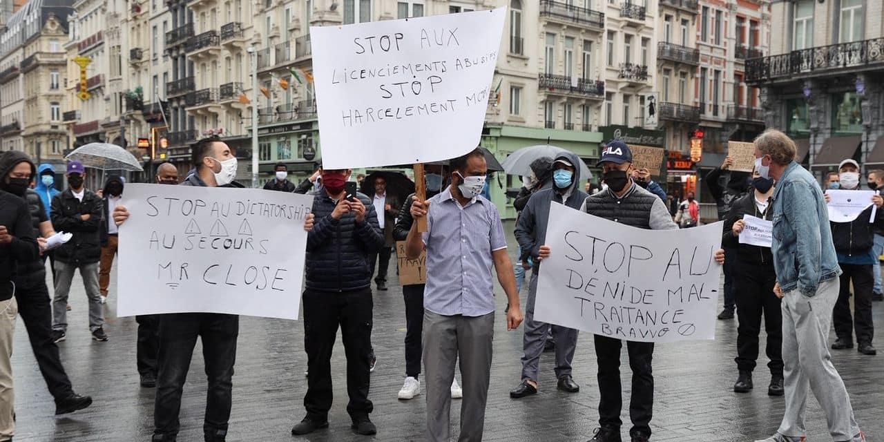 Le conflit social s'enlise chez Bravvo, le service de prévention de la Ville de Bruxelles