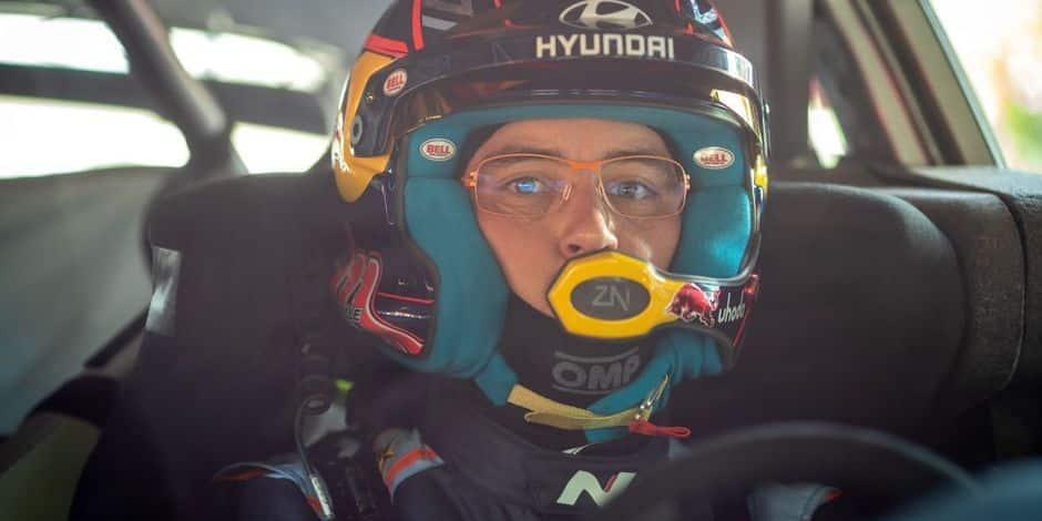 L'avenir de Thierry Neuville est-il toujours chez Hyundai?