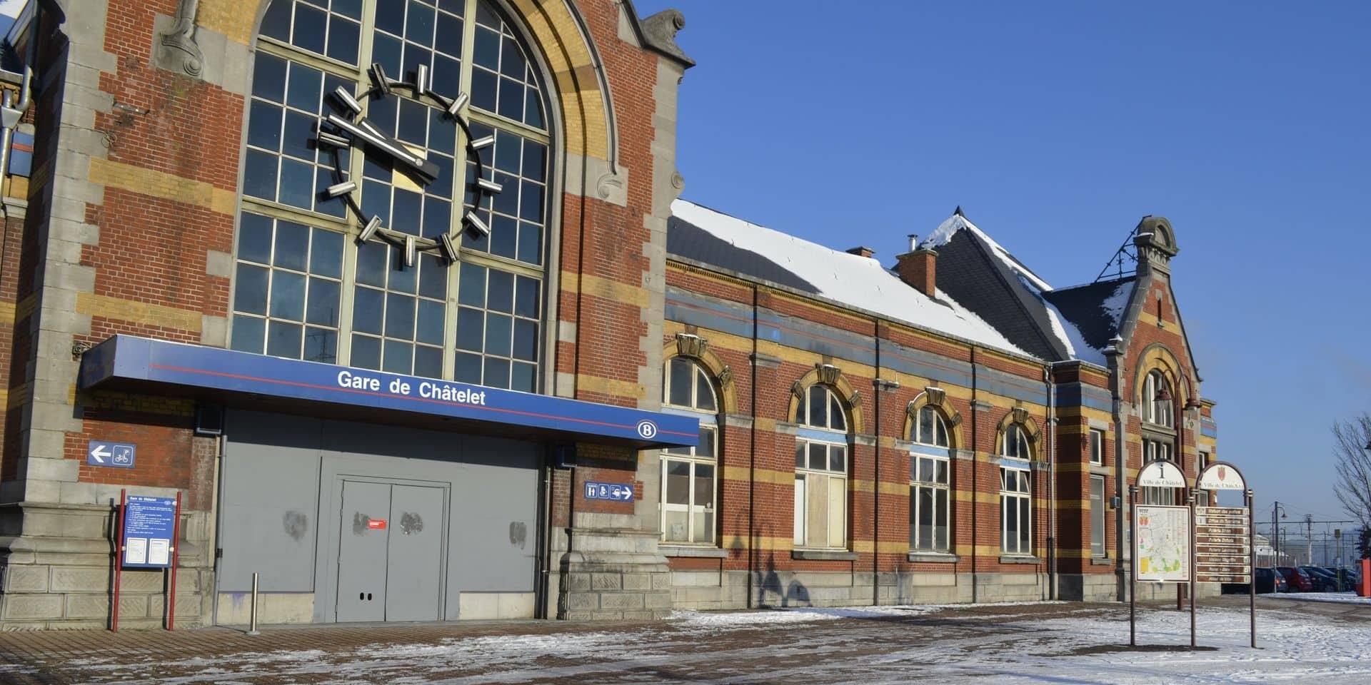 Sans guichet, que devient la gare de Châtelet ?