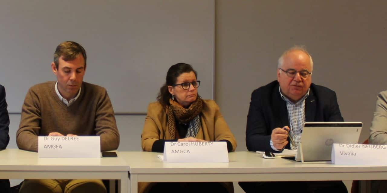 Huit patients Covid hospitalisés en province de Luxembourg