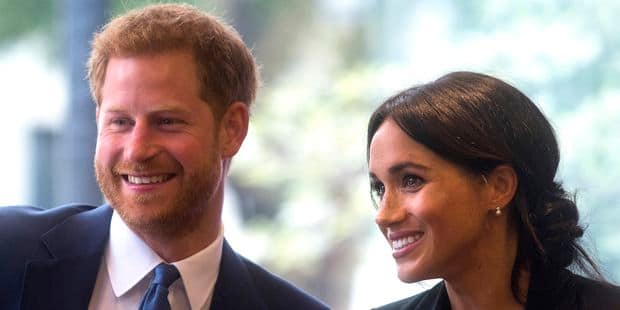Le cadeau très romantique du prince Harry à Meghan à leurs débuts - La DH