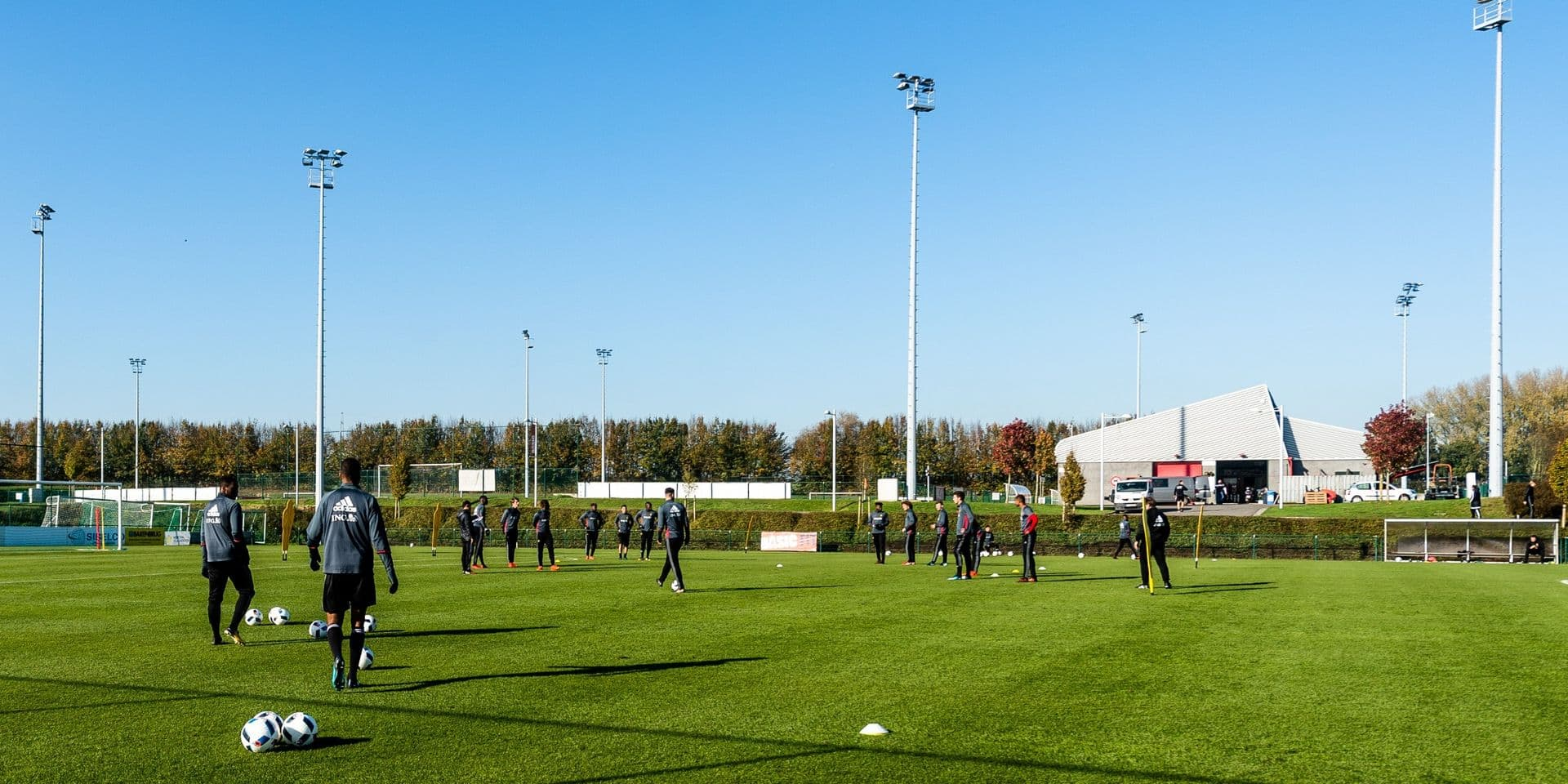 Le ministre Crucke débloque près d'un million d'euros pour les infrastructures sportives en Brabant wallon