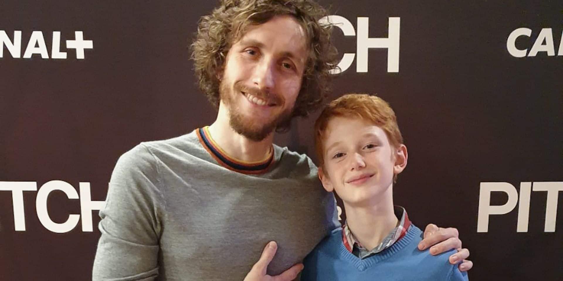 Un jeune acteur Lessinois crève l'écran à Paris