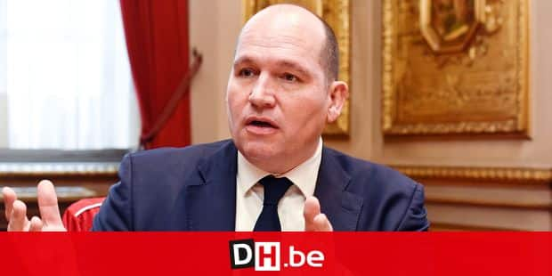 Philippe Close Bourgmestre Bruxelles politique PS