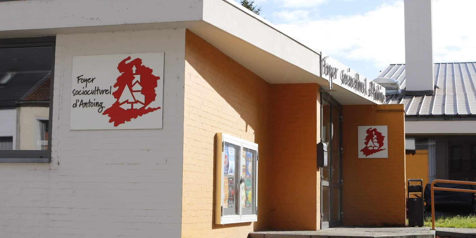 Covid-19: Le Foyer socioculturel d'Antoing ferme ses portes