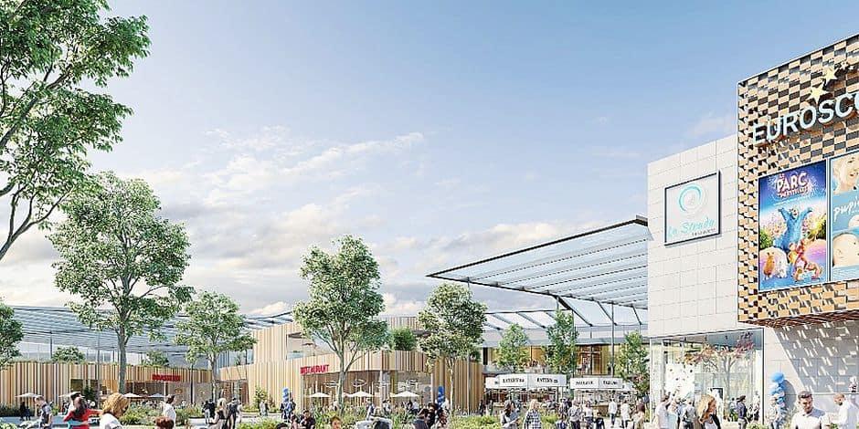 Projet Strada à La Louvière: la médiation entre la ville et le promoteur a échoué