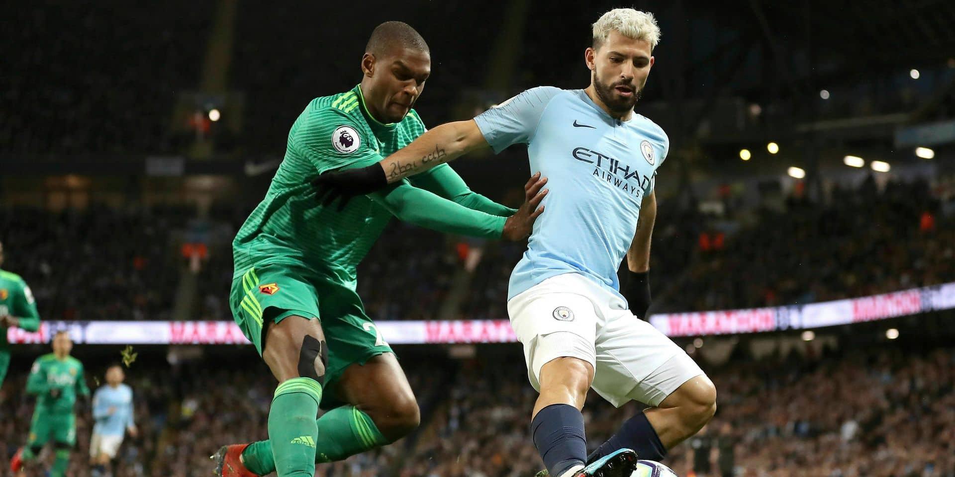 "Kabasele: ""J'ai déjà battu City… à Football Manager"""