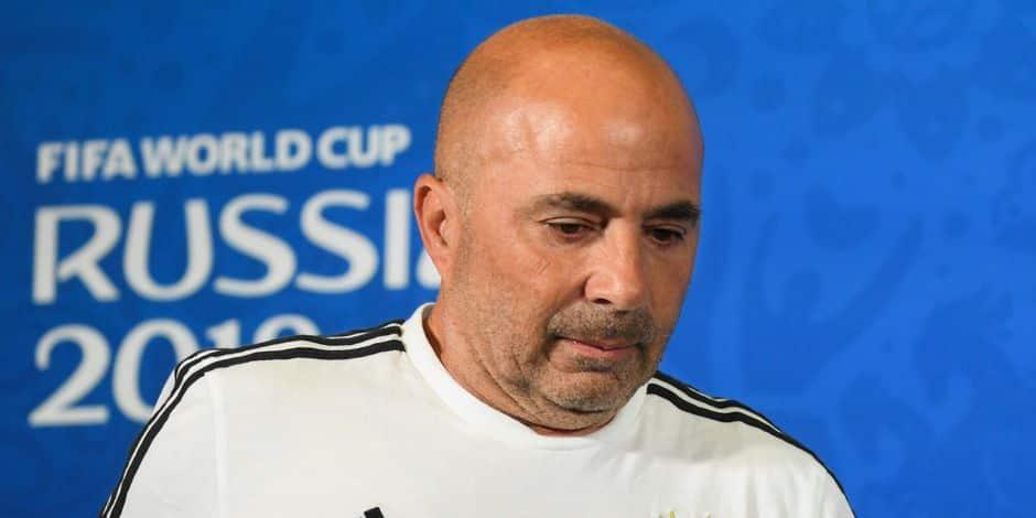 Argentine - Argentine : Jorge Sampaoli démis de ses fonctions