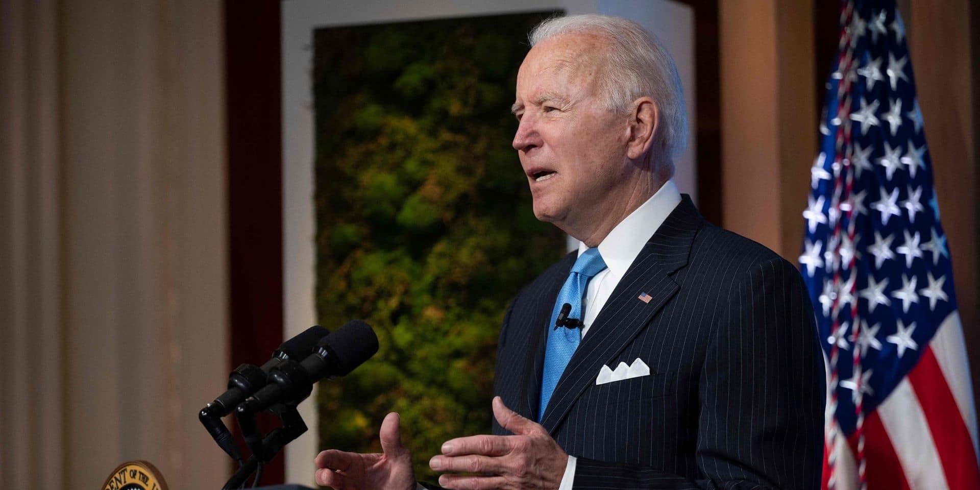 Une présidence sans drama ni scandales: comment Joe Biden a réussi à imprimer sa marque