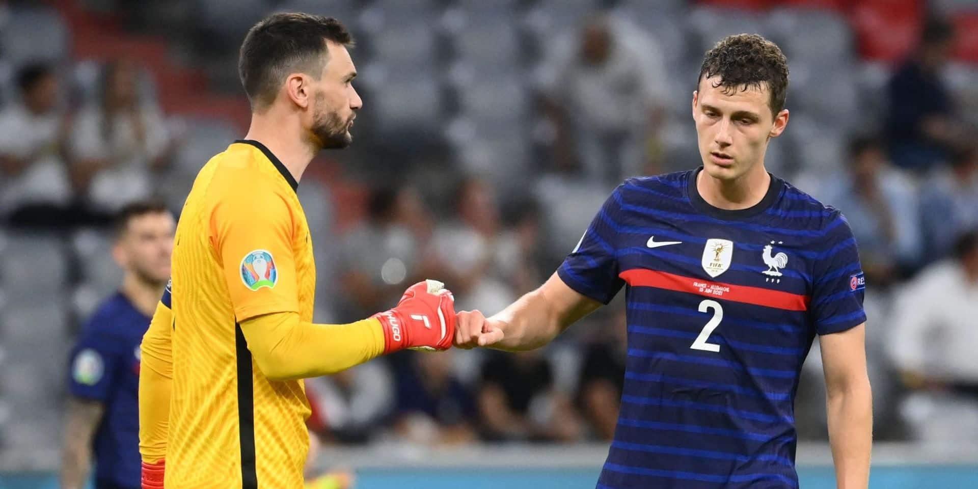 Pourquoi l'équipe de France a finalement décidé de ne pas s'agenouiller avant France-Allemagne