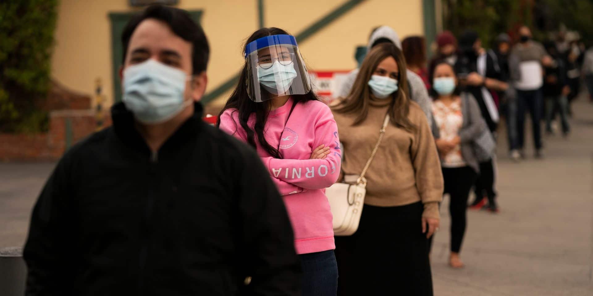Pourquoi les Latino-Américains sont-ils deux fois plus infectés au Covid-19 que les habitants blancs à Los Angeles?
