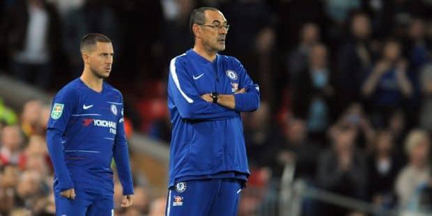"""Eden Hazard sous le charme de son coach: """"Il serait le remplaçant idéal en cas de départ de Martinez"""" - La DH"""