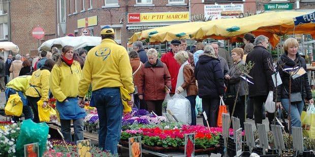 Nivelles : les agriculteurs bientôt sur le marché - La DH