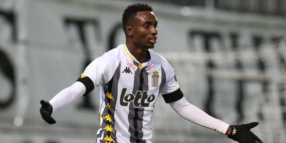 Le Sporting Charleroi et Modou Diagne se séparent à l'amiable